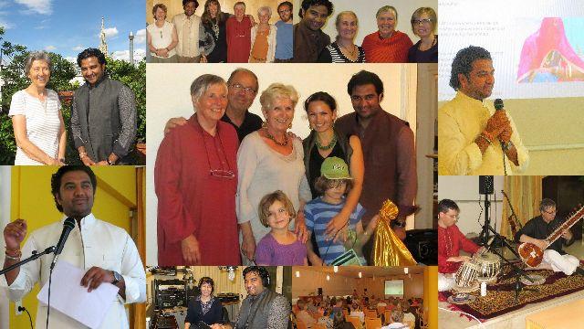 Sambhali Tour durch Österreich