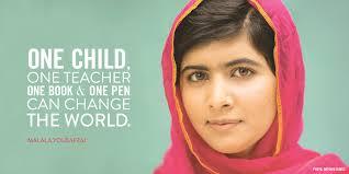 Friedensnobelpreis an Malala Yousafzai