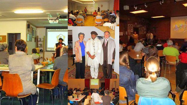 Europareise von Govind Singh Rathore für Sambhali Trust