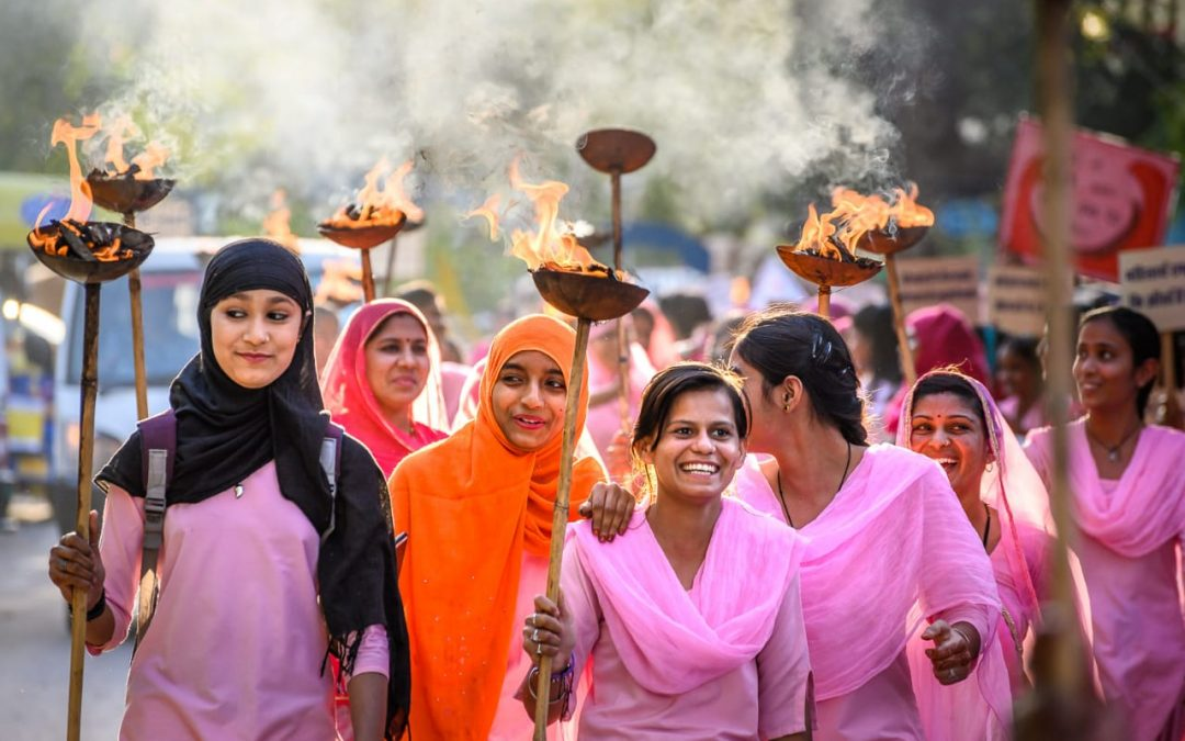 Internationaler Frauentag 2019 in Jodhpur – Sambhali Trust